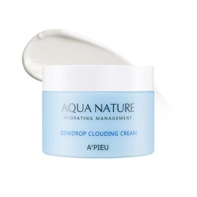 YeonJi- A'PIEU Aqua Nature Dewdrop Clouding Cream 50ml