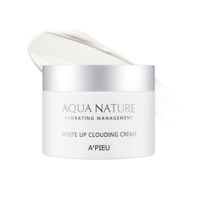 YeonJi- A'PIEU Aqua Nature White Up Clouding Cream 50ml