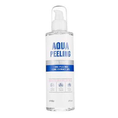YeonJi- A'PIEU Aqua Peeling AHA Toner 275ml
