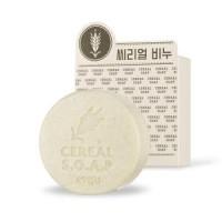 YeonJi- A'PIEU Cereal Soap 100g