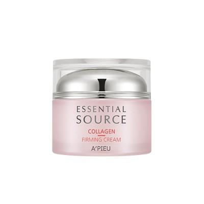 YeonJi- A'PIEU Essential Source Collagen Firming Cream 50ml