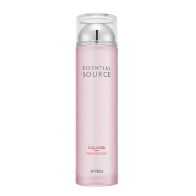 YeonJi- A'PIEU Essential Source Collagen Firming Skin 130ml