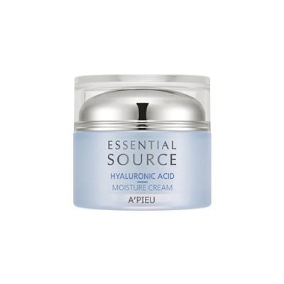 YeonJi- A'PIEU Essential Source Hyaluronic Acid Moisture Cream 50ml