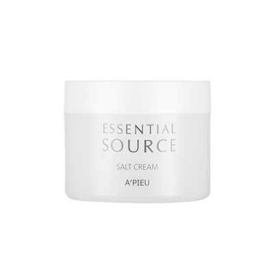 YeonJi- A'PIEU Essential Source Salt Cream 100ml