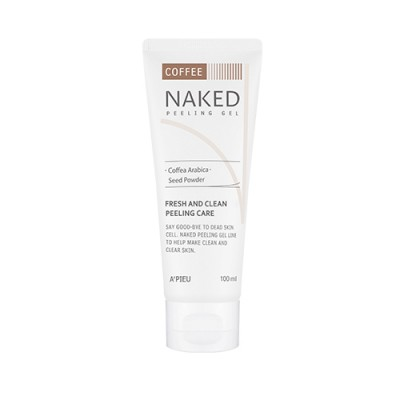 Rooney- A'PIEU Naked Peeling Gel(coffee) 100ml