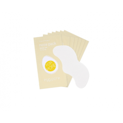 Jeff- Egg Pore Nose Pack Package 1pack/7ea