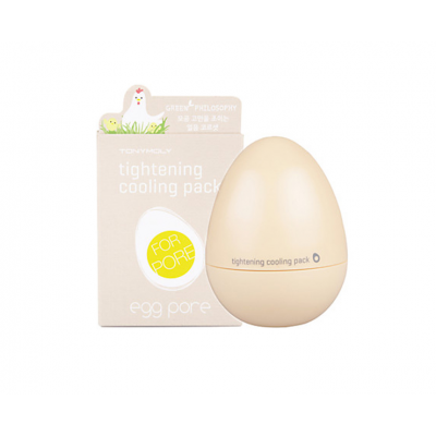 Jeff- Egg Pore Tightening Cooling Pack 30g